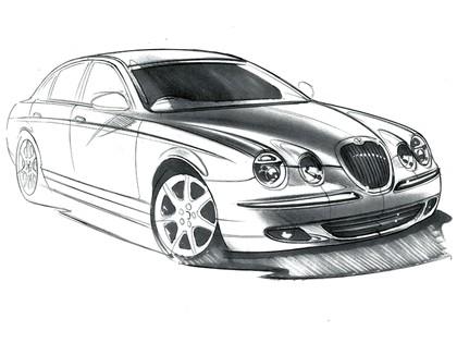 2004 Jaguar S-Type R 38