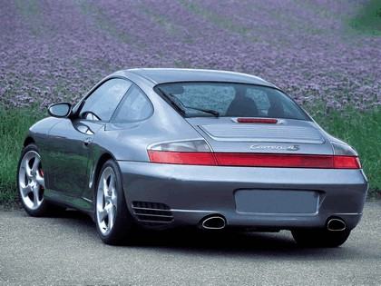 2002 Porsche 911 Carrera 4S 2