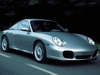 2002 Porsche 911 Carrera 4S 4