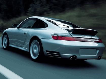 2002 Porsche 911 Carrera 4S 5