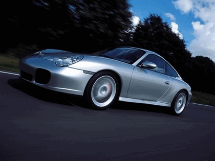 2002 Porsche 911 Carrera 4S 6