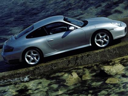 2002 Porsche 911 Carrera 4S 7