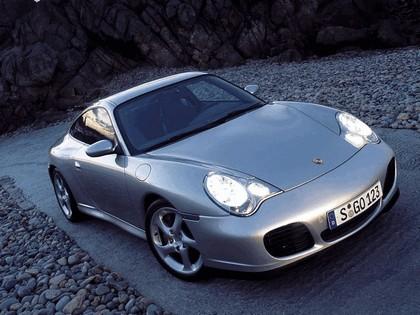 2002 Porsche 911 Carrera 4S 10