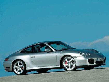 2002 Porsche 911 Carrera 4S 11
