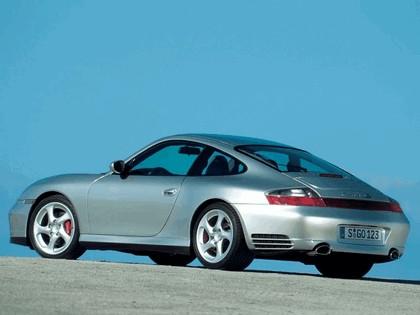 2002 Porsche 911 Carrera 4S 12