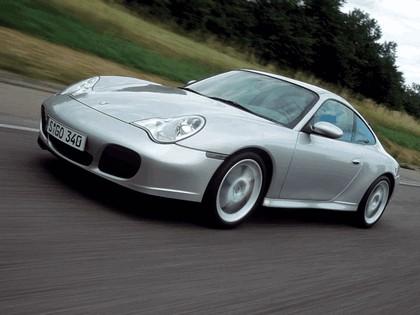2002 Porsche 911 Carrera 4S 13