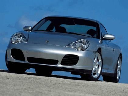 2002 Porsche 911 Carrera 4S 16