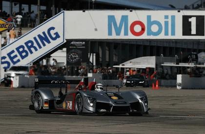 2009 Audi R15 TDi ( ALMS - 12 hours of Sebring - wins debut ) 2