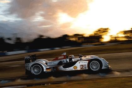2009 Audi R15 TDi ( ALMS - 12 hours of Sebring - wins debut ) 4