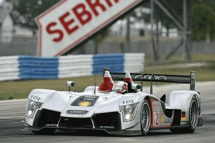 2009 Audi R15 TDi ( ALMS - 12 hours of Sebring - wins debut ) 9