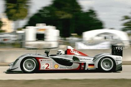2009 Audi R15 TDi ( ALMS - 12 hours of Sebring - wins debut ) 14