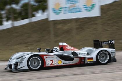 2009 Audi R15 TDi ( ALMS - 12 hours of Sebring - wins debut ) 15