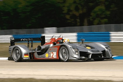 2009 Audi R15 TDi ( ALMS - 12 hours of Sebring - wins debut ) 19