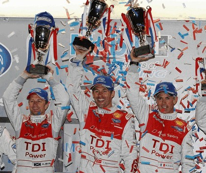2009 Audi R15 TDi ( ALMS - 12 hours of Sebring - wins debut ) 30