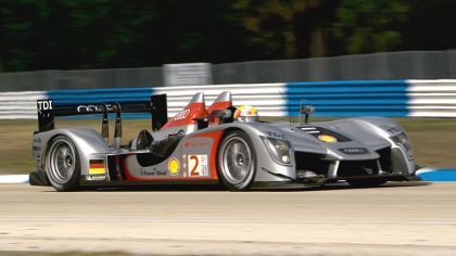 2009 Audi R15 TDi ( ALMS - 12 hours of Sebring - wins debut ) 8