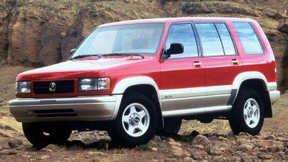 1996 Acura SLX 4
