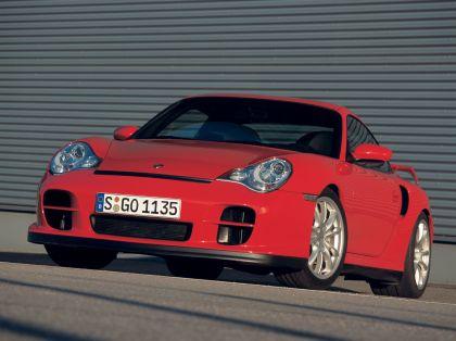 2002 Porsche 911 ( 996 ) GT2 1