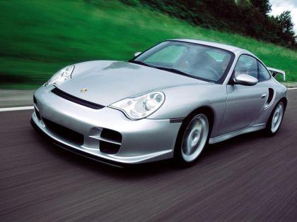 2002 Porsche 911 ( 996 ) GT2 9