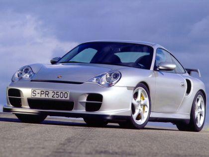 2002 Porsche 911 ( 996 ) GT2 11