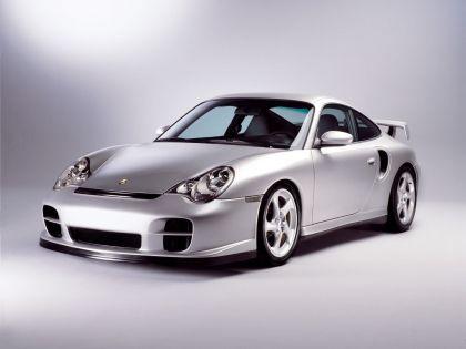 2002 Porsche 911 ( 996 ) GT2 13
