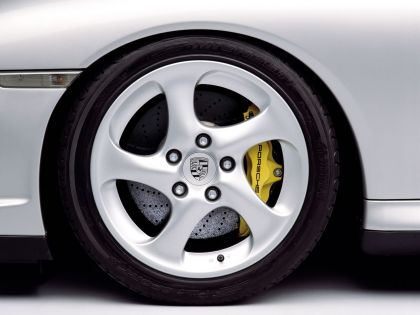 2002 Porsche 911 ( 996 ) GT2 18