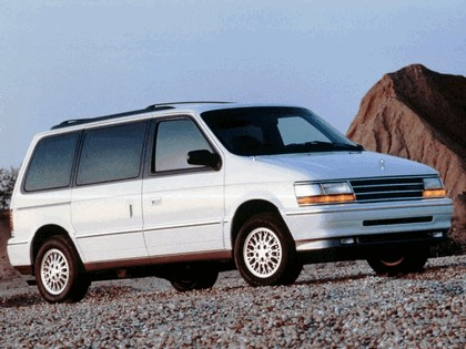 1991 Plymouth Voyager 1
