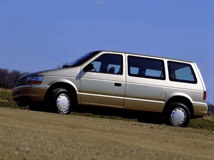 1991 Plymouth Voyager 2