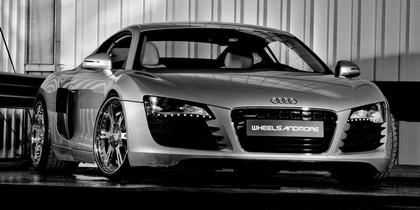 2009 Audi R8 by WheelsAndMore 5