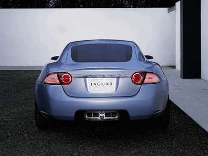 2005 Jaguar Advanced Lightweight coupé 8