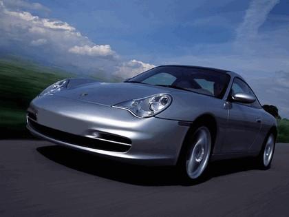 2002 Porsche 911 Targa 1