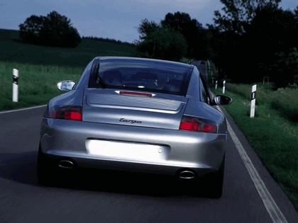 2002 Porsche 911 Targa 4