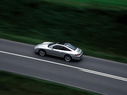2002 Porsche 911 Targa 5
