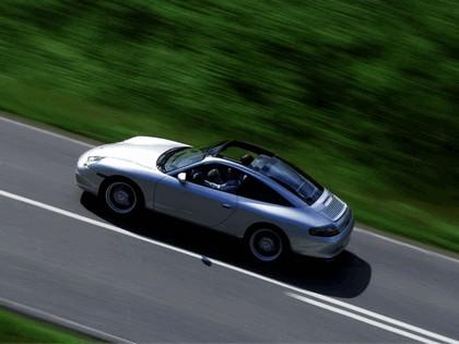2002 Porsche 911 Targa 6