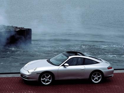 2002 Porsche 911 Targa 7