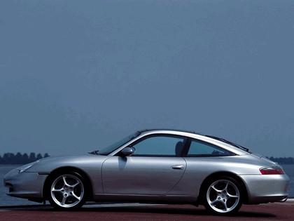 2002 Porsche 911 Targa 8
