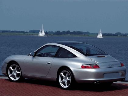 2002 Porsche 911 Targa 9