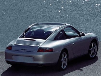 2002 Porsche 911 Targa 10