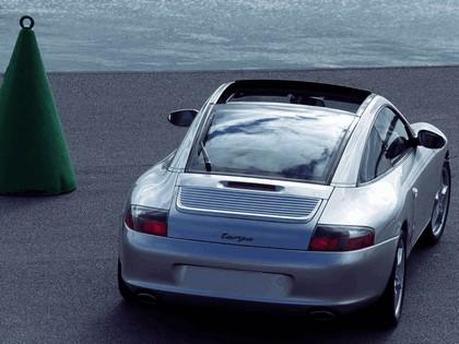 2002 Porsche 911 Targa 11