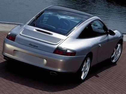 2002 Porsche 911 Targa 13