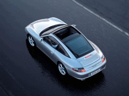 2002 Porsche 911 Targa 17