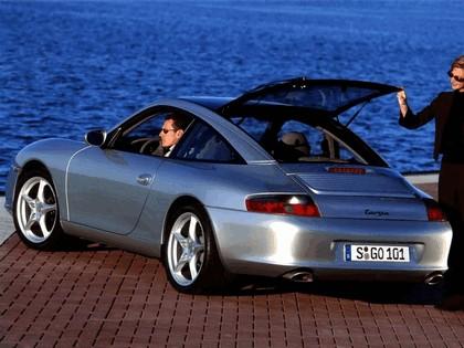 2002 Porsche 911 Targa 18