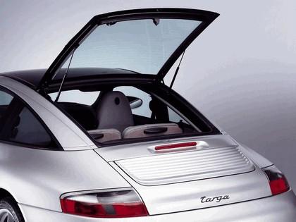 2002 Porsche 911 Targa 23