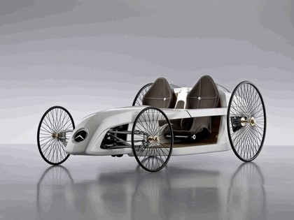 2009 Mercedes-Benz F-CELL roadster concept 1