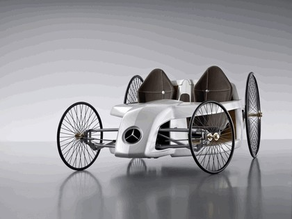 2009 Mercedes-Benz F-CELL roadster concept 2