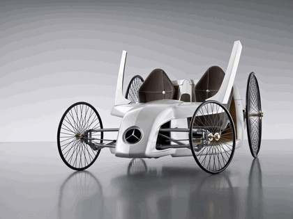2009 Mercedes-Benz F-CELL roadster concept 3