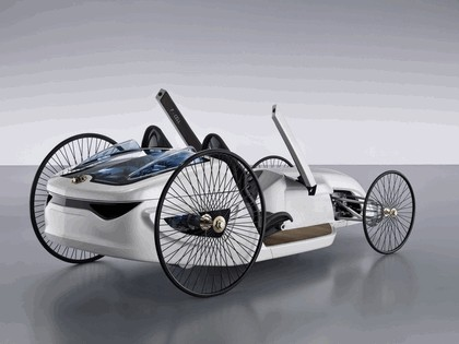 2009 Mercedes-Benz F-CELL roadster concept 4