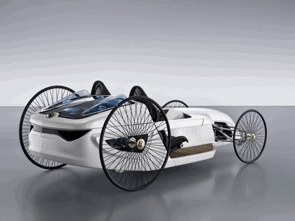 2009 Mercedes-Benz F-CELL roadster concept 5