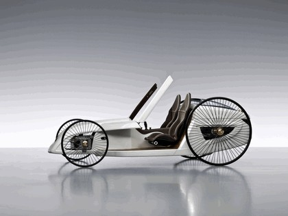 2009 Mercedes-Benz F-CELL roadster concept 6