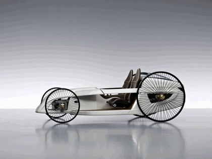 2009 Mercedes-Benz F-CELL roadster concept 7