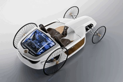 2009 Mercedes-Benz F-CELL roadster concept 8